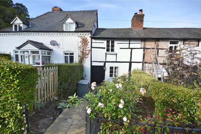 Thumbnail Terraced house for sale in Cross Houses, Pound, Montgomery, Powys