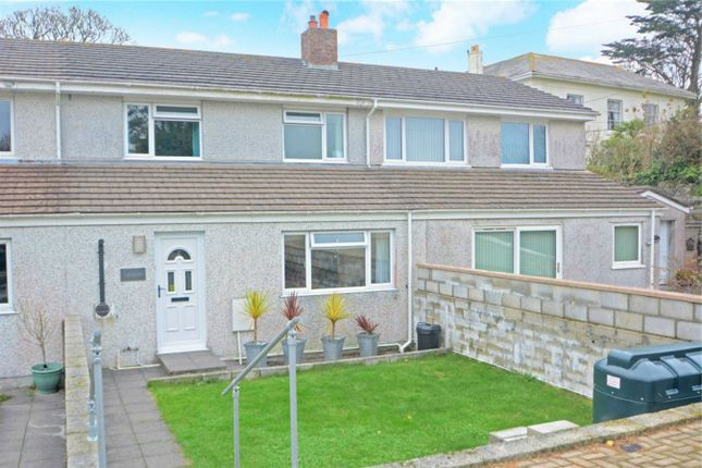 Thumbnail Terraced house for sale in Vogue, St Day, Redruth, Cornwall