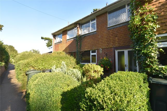 Thumbnail Terraced house for sale in The Spires, Wilmington, Kent