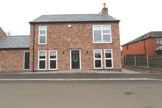Thumbnail Detached house to rent in Nutt Lane, Prestwich, Manchester