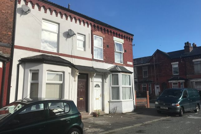 Thumbnail Terraced house for sale in Honor Street, Manchester