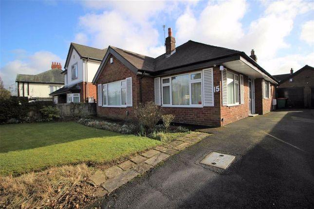 Thumbnail Detached bungalow for sale in Mulgrave Avenue, Ashton-On-Ribble, Preston