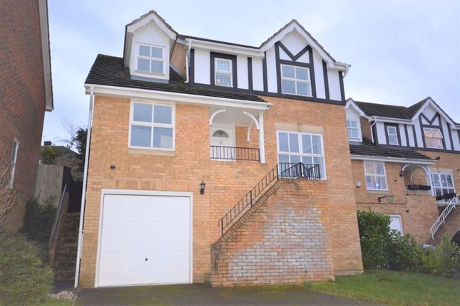 Thumbnail Detached house to rent in Fay Close, Borstal, Rochester