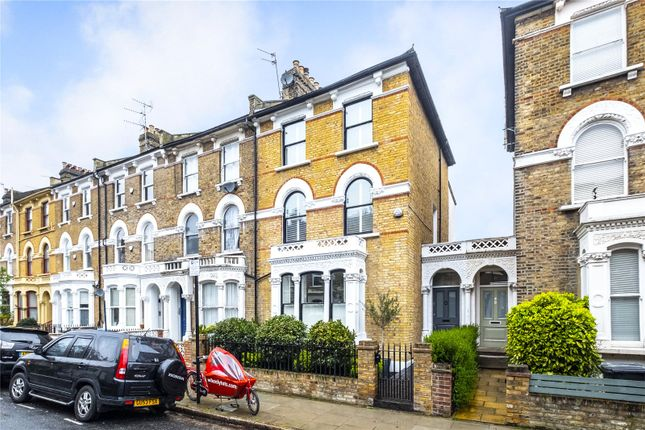 Thumbnail End terrace house for sale in Digby Crescent, London