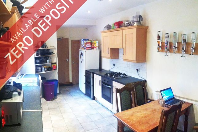 Thumbnail Property to rent in Ashford Road, Withington, Manchester