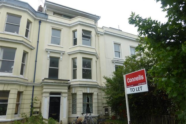 Thumbnail 2 bed flat to rent in Devonport Road, Stoke, Plymouth