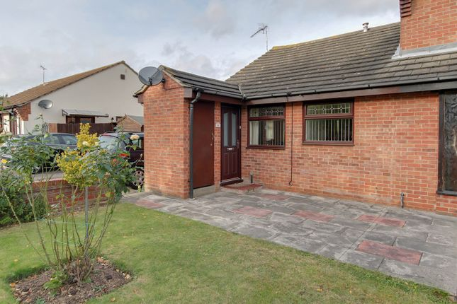 Thumbnail Terraced bungalow for sale in Chinook, Highwoods, Colchester
