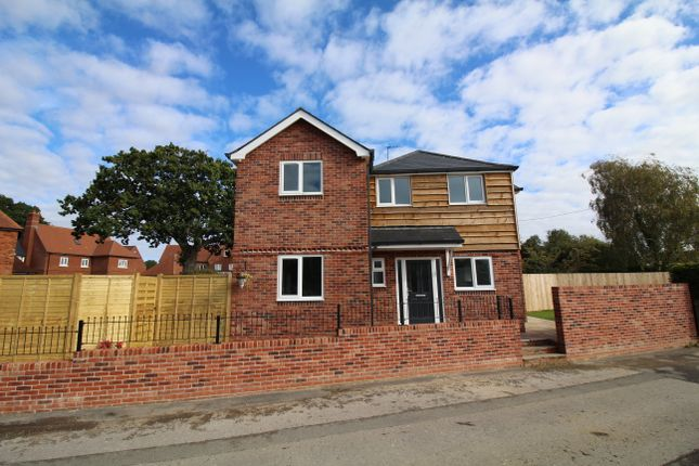 Thumbnail Detached house for sale in Policemans Lane, Poole