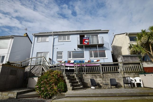 Thumbnail Detached house for sale in Lower Tywarnhayle Road, Perranporth