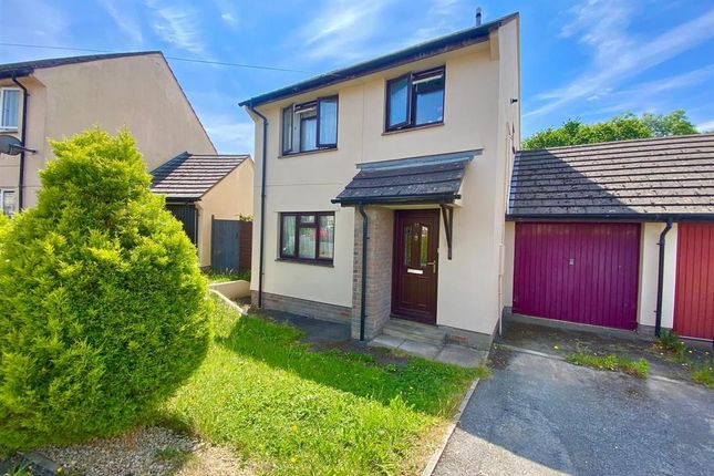 Thumbnail Link-detached house for sale in Hawthorn Road, Barnstaple