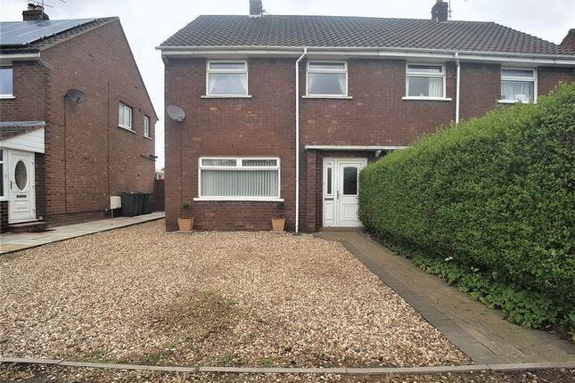 Thumbnail Semi-detached house for sale in Higgins Lane, Burscough, Ormskirk