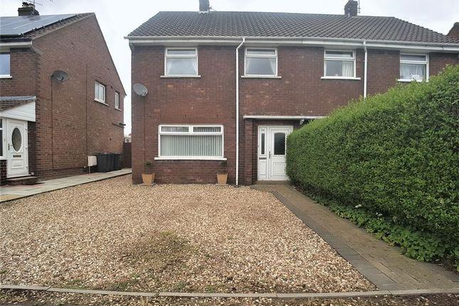 Thumbnail Semi-detached house for sale in Higgins Lane, Burscough, Ormskirk