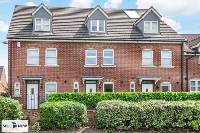 3 bed terraced house for sale in South Road, Baldock SG7