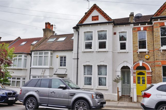 Thumbnail Maisonette for sale in Pleydell Avenue, Crystal Palace