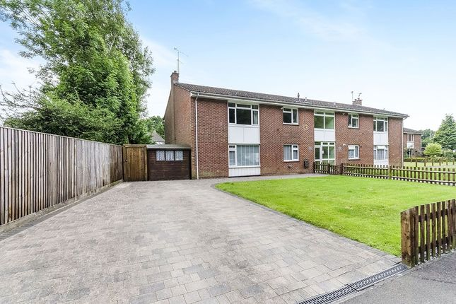 Thumbnail Flat for sale in Fleming Place, Colden Common, Winchester