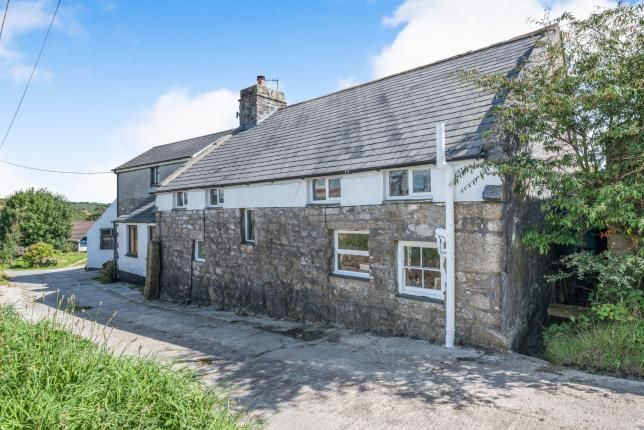 Thumbnail Equestrian property for sale in Burras, Wendron, Helston