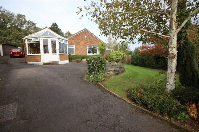 Thumbnail Bungalow for sale in Vine Acre, Hereford Road, Monmouth