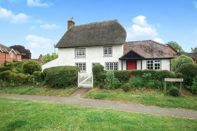 Thumbnail Detached house for sale in The Cross, Shillingstone, Blandford Forum