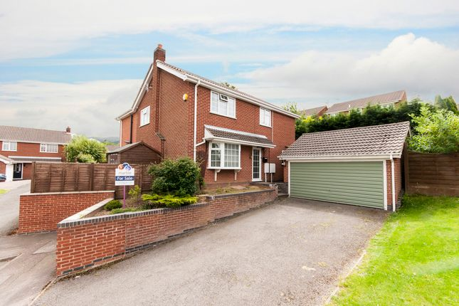 Thumbnail Detached house for sale in Walton Hill, Castle Donington, Derbyshire