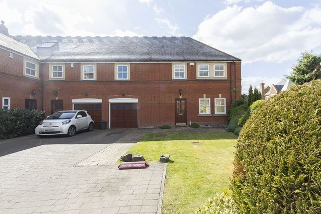 Thumbnail End terrace house for sale in Chapel Mews, Repton Park, Woodford Green