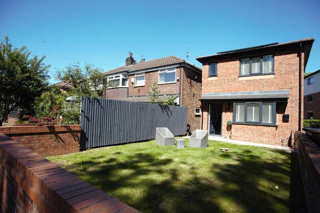 2 bed detached house for sale in Kensington Street, Whitefield, Manchester M45