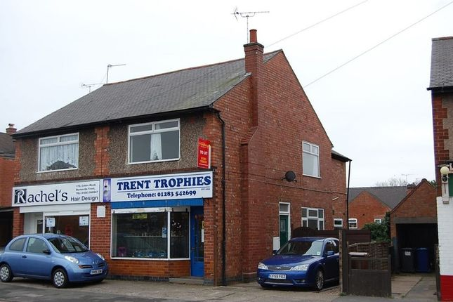 Thumbnail Flat to rent in Calais Rd, Burton Upon Trent, Staffordshire