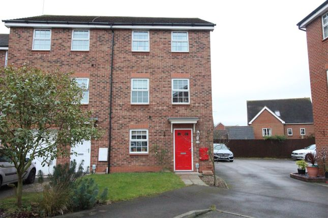 3 bed end terrace house for sale in Calthwaite Drive, Brough