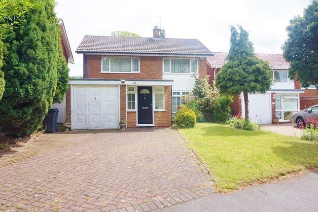 Thumbnail Detached house for sale in Hillcrest Road, Wylde Green, Sutton Coldfield