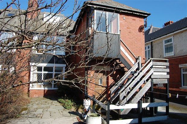 Rear Garden of Clifton Drive South, St. Annes, Lytham St. Annes FY8