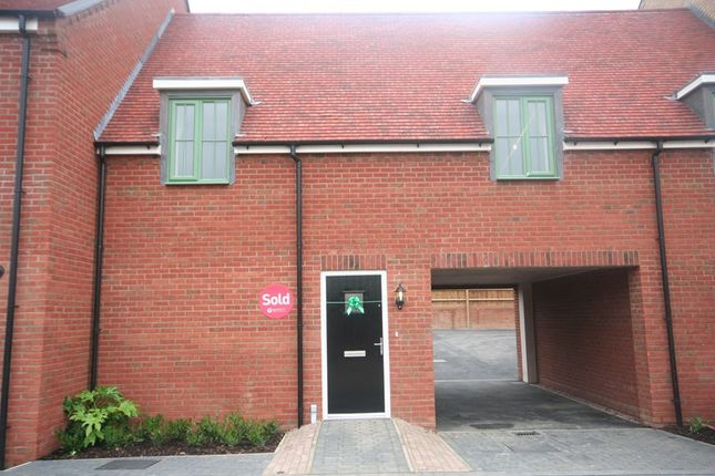 Thumbnail Flat to rent in Constance Street, Buckingham