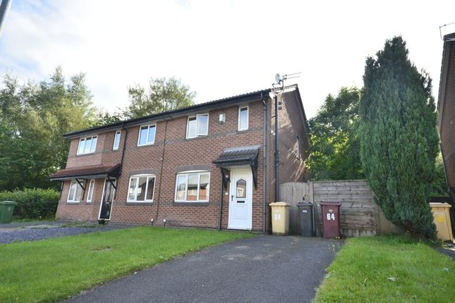 Thumbnail Semi-detached house for sale in Brentwood Drive, Farnworth, Bolton