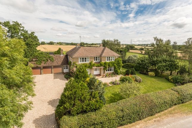 Thumbnail Detached house for sale in Pink Lane, Charlton, Malmesbury
