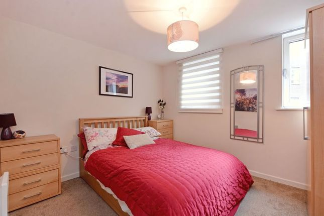 Double Bedroom of Cornish Square, Kelham Island, Sheffield S6