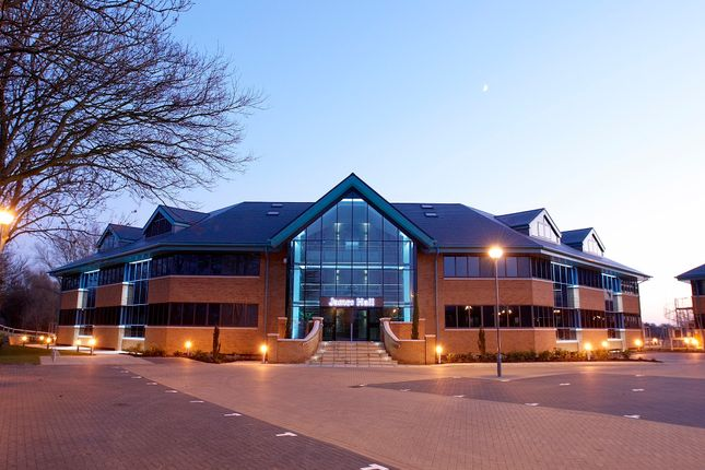 Office to let in Suites 2, 3 & 4 James Hall, St Ives, Cambridgeshire