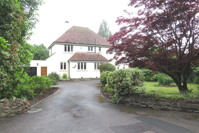 Detached house for sale in The Parks, Minehead