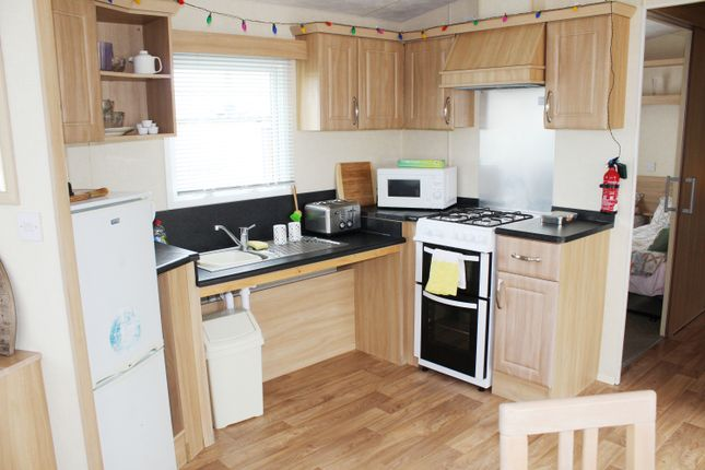 Kitchen of Seaview Holiday Park, Sennen TR19
