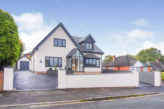 Thumbnail Detached bungalow for sale in Wulstan Drive, Newcastle