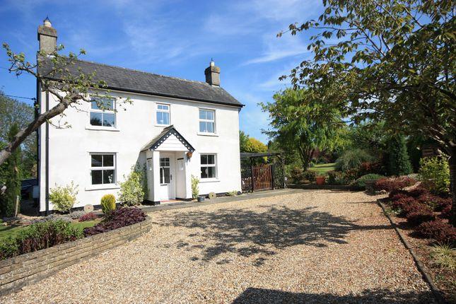 Thumbnail Detached house for sale in Kingsdown Lane, Blunsdon