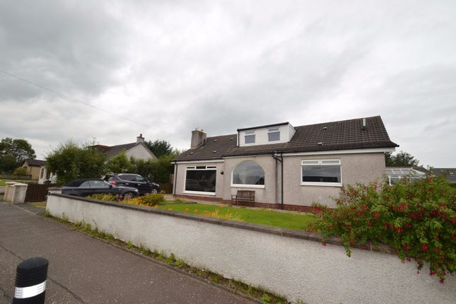 Thumbnail Detached house for sale in Greengairs Road, Greengairs, North Lanarkshire