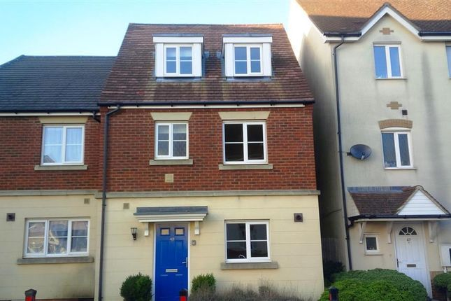 Thumbnail Property to rent in Sir John Fogge Avenue, Ashford