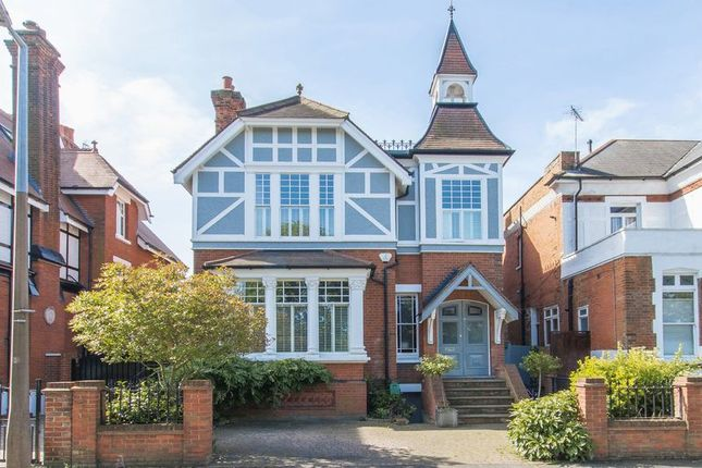 Thumbnail Detached house for sale in Avenue Industrial Estate, Justin Road, London