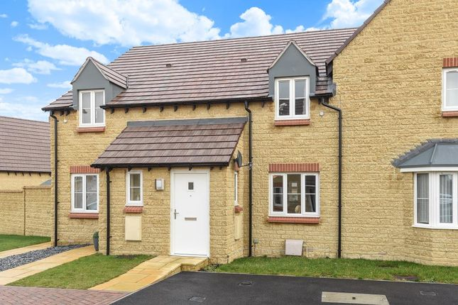 Thumbnail Terraced house to rent in Sutton Courtenay, Oxfordshire
