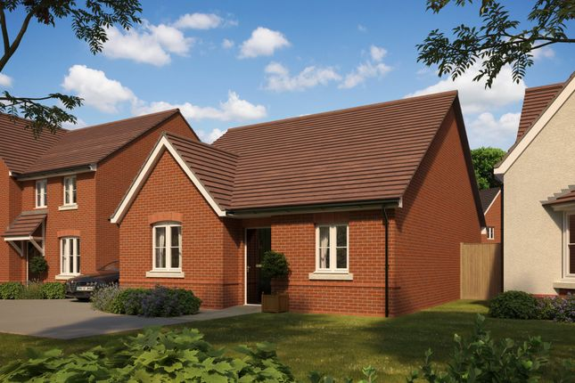 "Thumbnail Bungalow for sale in ""Buckland"" at The Walk, Withington, Hereford"