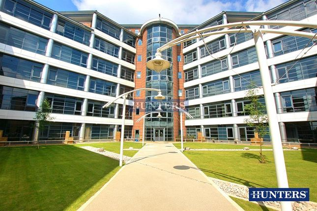 Thumbnail Flat to rent in Landmark, Waterfront West, Brierley Hill