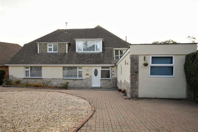 Thumbnail Detached house for sale in Windermere Crescent, Radipole, Weymouth