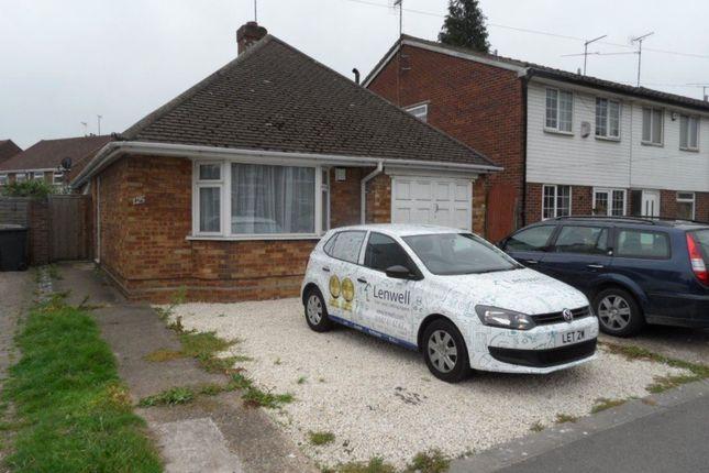 Thumbnail Bungalow to rent in Toddington Road, Luton