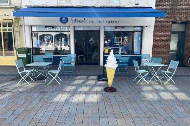 Thumbnail Restaurant/cafe for sale in East Street, Shoreham-By-Sea
