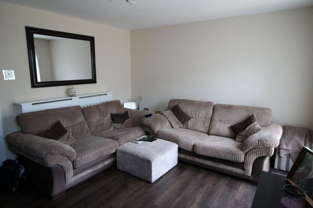 Lounge of Hallcroft, Skelmersdale, Lancashire WN8