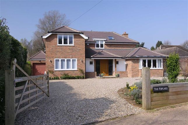 Thumbnail Detached house for sale in Brownfield Way, Blackmore End, Hertfordshire