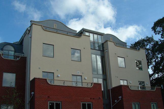 Thumbnail Flat to rent in School Lane, Solihull